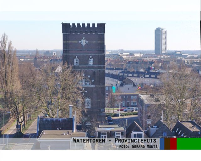 montE0020- watertoren - provinciehuis web
