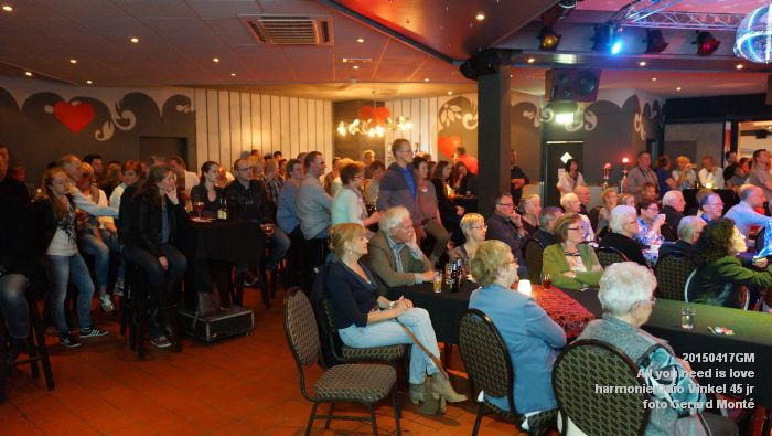 DSC09730- All you need is love - harmonie Odio Vinkel 45 jaar - 17apr2015 - foto GerardMontE web