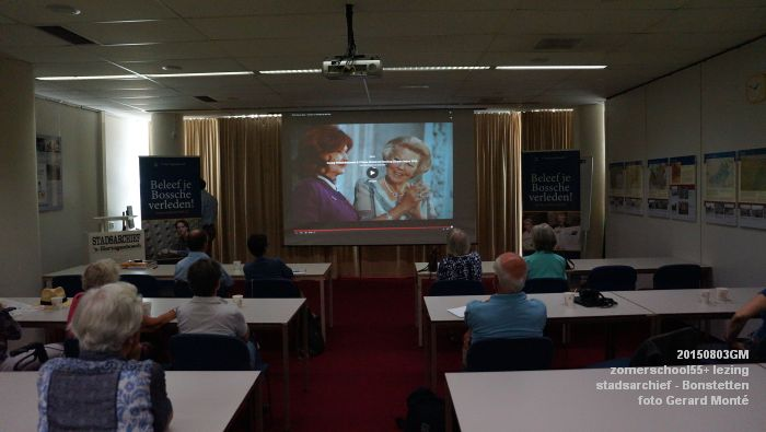 kDSC01300- Zomerschool55+ stadsarchief - lezing over Von Bonstetten - 3aug2015 - foto GerardMontE web
