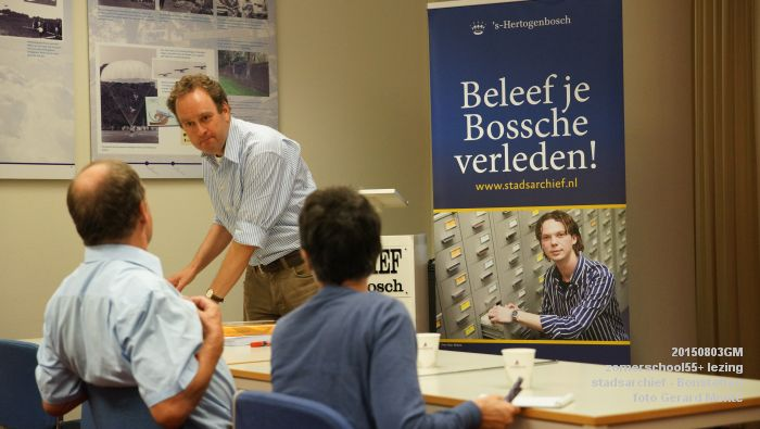 kDSC01315- Zomerschool55+ stadsarchief - lezing over Von Bonstetten - 3aug2015 - foto GerardMontE web