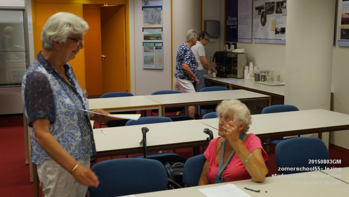 kDSC01316- Zomerschool55+ stadsarchief - lezing over Von Bonstetten - 3aug2015 - foto GerardMontE web