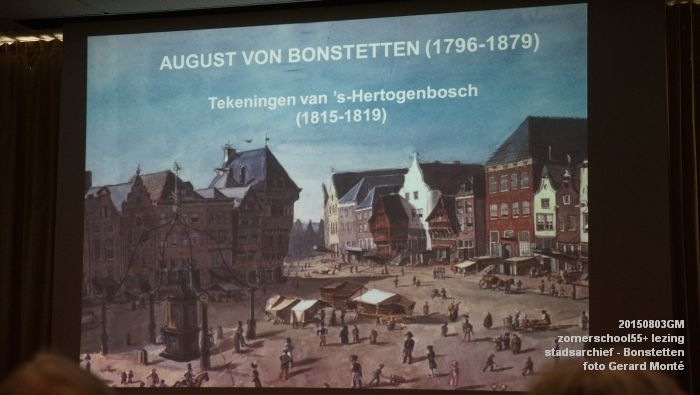 kDSC01318- Zomerschool55+ stadsarchief - lezing over Von Bonstetten - 3aug2015 - foto GerardMontE web