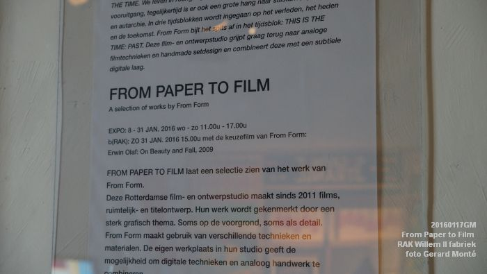 DSC00371- From Paper to Film bij RAK Willem II fabriek - 17jan2016 - foto GerardMontE web