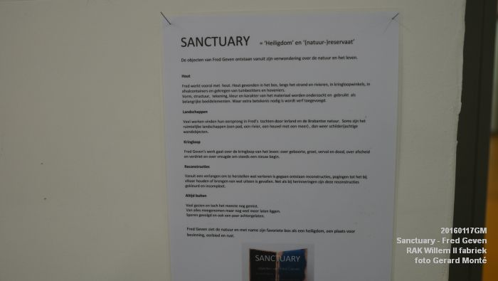 DSC00391- Sanctuary van Fred Geven - Willem II fabriek - 17jan2016 - foto GerardMontE web