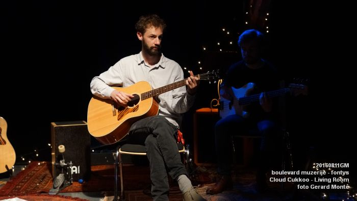 DSC01108- boulevard muzerije - fontys - Cloud Cukkoo - Vincent de Raad -The Living Room Sessions - 11aug2016 -  foto GerardMontE web