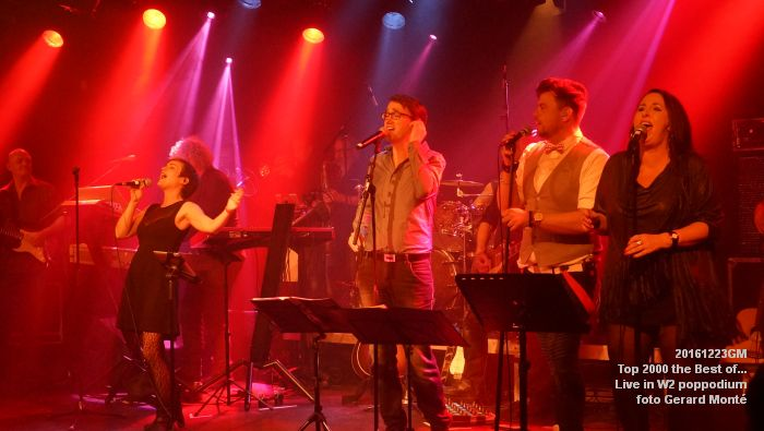 DSC04829- W2 poppodium - Top 2000 the Best of... Live  - 23december2016 - foto GerardMontE web