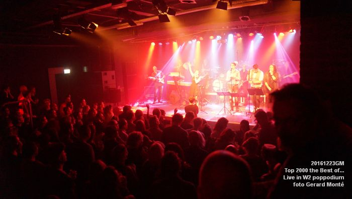 DSC04832- W2 poppodium - Top 2000 the Best of... Live  - 23december2016 - foto GerardMontE web