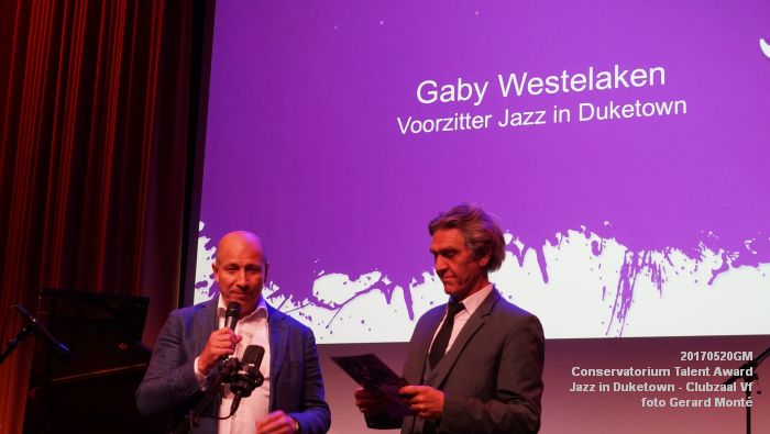 DSC08736- Jazz in Duketown - Conservatorium Talent Award - 20mei2017 - foto GerardMontE web