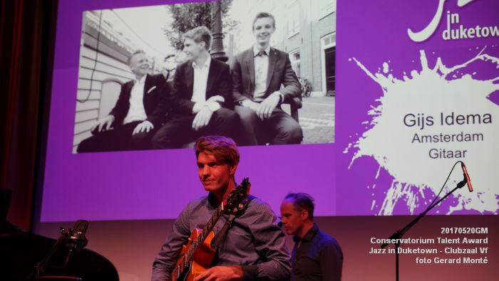 DSC08740- Jazz in Duketown - Conservatorium Talent Award - 20mei2017 - foto GerardMontE web