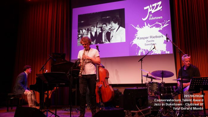 DSC08744- Jazz in Duketown - Conservatorium Talent Award - 20mei2017 - foto GerardMontE web