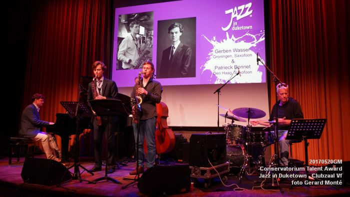 DSC08755- Jazz in Duketown - Conservatorium Talent Award - 20mei2017 - foto GerardMontE web