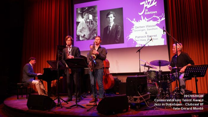 DSC08756- Jazz in Duketown - Conservatorium Talent Award - 20mei2017 - foto GerardMontE web
