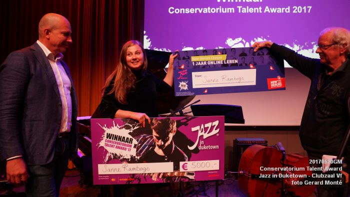 DSC08798- Jazz in Duketown - Conservatorium Talent Award - 20mei2017 - foto GerardMontE web