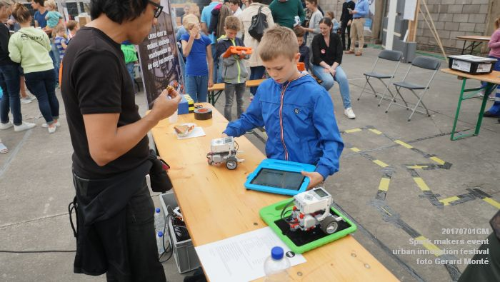 DSC06494- Spark makers event - urban innovation - Tramkade - 1juli2017 - foto GerardMontE