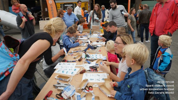 DSC06513- Spark makers event - urban innovation - Tramkade - 1juli2017 - foto GerardMontE