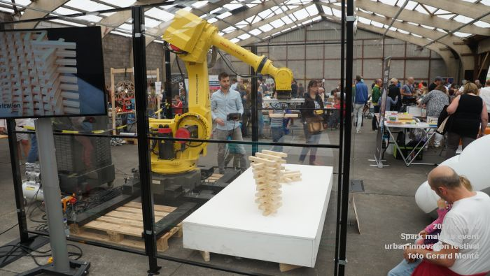 DSC06537- Spark makers event - urban innovation - Tramkade - 1juli2017 - foto GerardMontE
