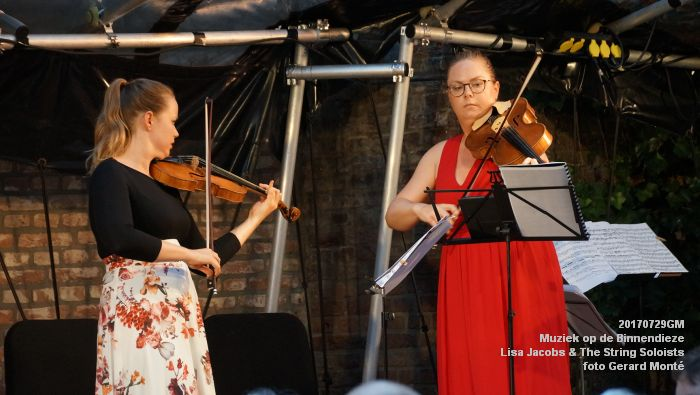 fDSC00344- Muziek op de Binnendieze - Lisa Jacobs en The String Soloists - 29juli2017 - foto GerardMontE web
