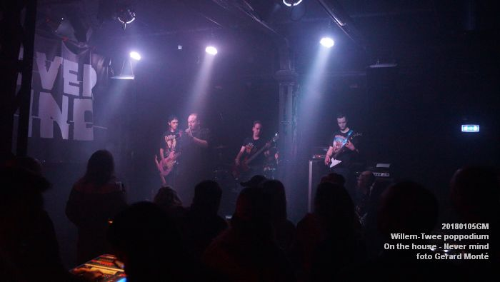 DSC01564- Willem-Twee poppodium - On the house - Never mind - 5jan2018 - foto GerardMontE web