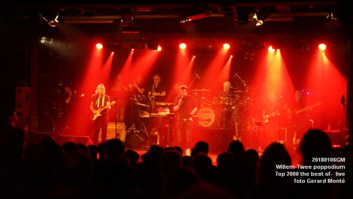 f003DSC01620- Willem-Twee poppodium - Top 2000 the best of live- 6jan2018 - foto GerardMontE web