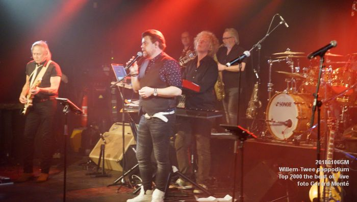 f005DSC01622- Willem-Twee poppodium - Top 2000 the best of live- 6jan2018 - foto GerardMontE web