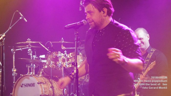 f009DSC09137- Willem-Twee poppodium - Top 2000 the best of live- 6jan2018 - foto GerardMontE web