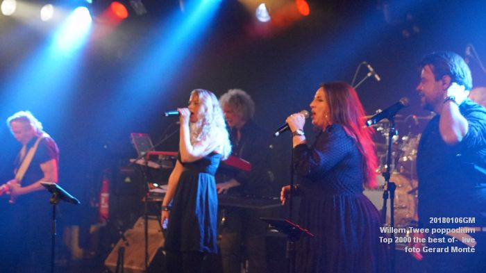 f013DSC09140- Willem-Twee poppodium - Top 2000 the best of live- 6jan2018 - foto GerardMontE web