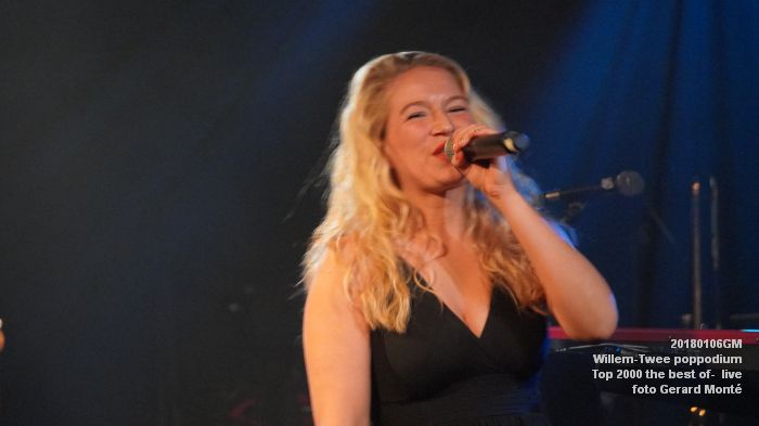 f015DSC09143- Willem-Twee poppodium - Top 2000 the best of live- 6jan2018 - foto GerardMontE web