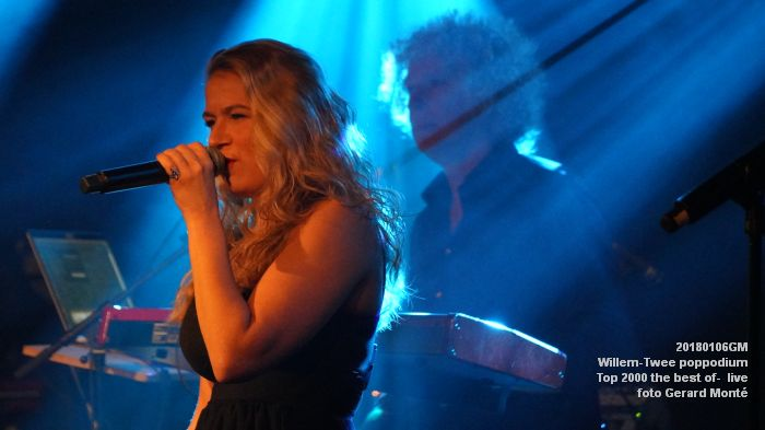 f016DSC09144- Willem-Twee poppodium - Top 2000 the best of live- 6jan2018 - foto GerardMontE web