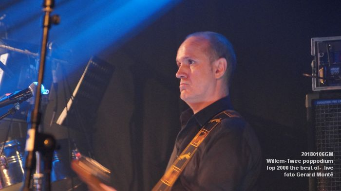 f021DSC09152- Willem-Twee poppodium - Top 2000 the best of live- 6jan2018 - foto GerardMontE web