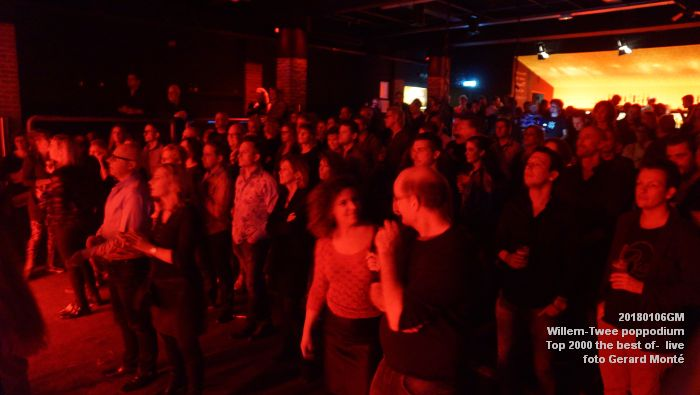 f027DSC01630- Willem-Twee poppodium - Top 2000 the best of live- 6jan2018 - foto GerardMontE web