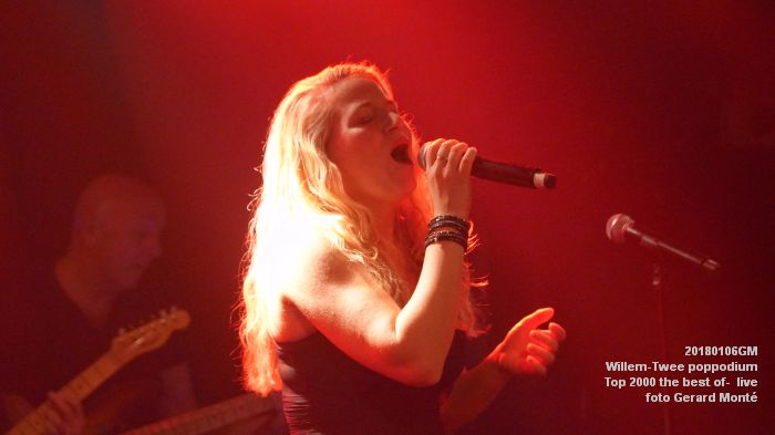 f028DSC09167- Willem-Twee poppodium - Top 2000 the best of live- 6jan2018 - foto GerardMontE web