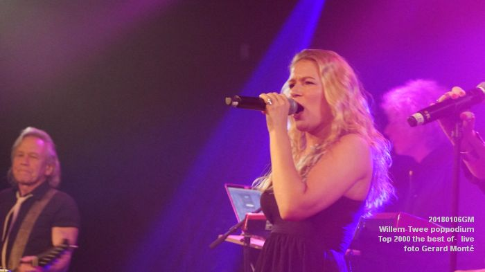 f042DSC09190- Willem-Twee poppodium - Top 2000 the best of live- 6jan2018 - foto GerardMontE web