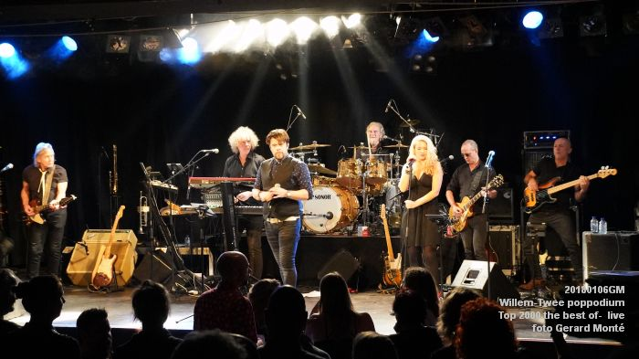 f048DSC09197- Willem-Twee poppodium - Top 2000 the best of live- 6jan2018 - foto GerardMontE web