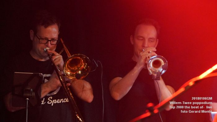 f059DSC09209- Willem-Twee poppodium - Top 2000 the best of live- 6jan2018 - foto GerardMontE web
