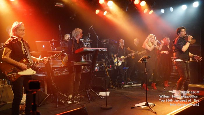 f064DSC01637- Willem-Twee poppodium - Top 2000 the best of live- 6jan2018 - foto GerardMontE web
