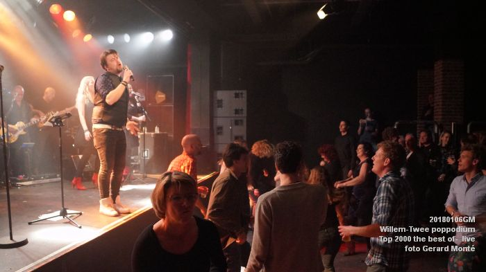 f066DSC09214- Willem-Twee poppodium - Top 2000 the best of live- 6jan2018 - foto GerardMontE web