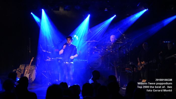 f068DSC09216- Willem-Twee poppodium - Top 2000 the best of live- 6jan2018 - foto GerardMontE web