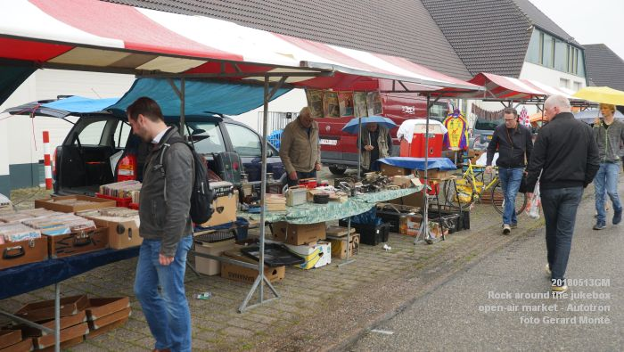 DSC07119- Rock around the jukebox - open-air market - Autotron - 13meil2018 -  foto GerardMontE web