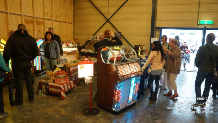 DSC07128- Rock around the jukebox - open-air market - Autotron - 13meil2018 -  foto GerardMontE web