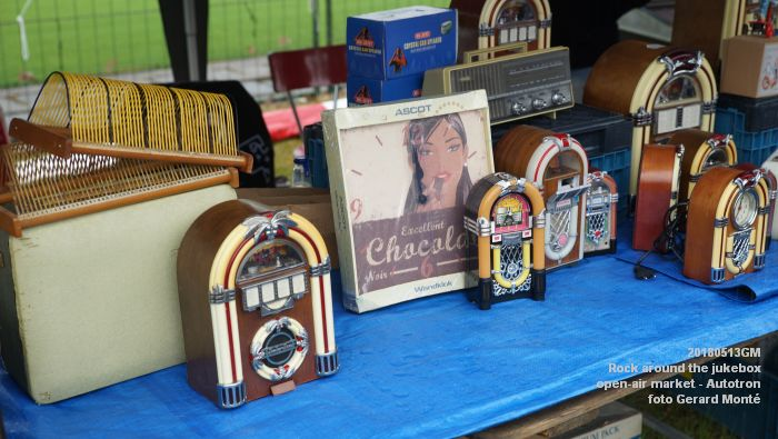 DSC07130- Rock around the jukebox - open-air market - Autotron - 13meil2018 -  foto GerardMontE web
