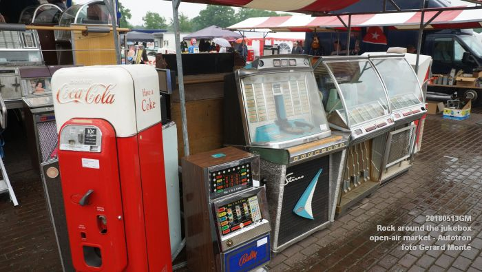 DSC07133- Rock around the jukebox - open-air market - Autotron - 13meil2018 -  foto GerardMontE web