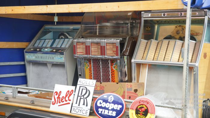 DSC07136- Rock around the jukebox - open-air market - Autotron - 13meil2018 -  foto GerardMontE web