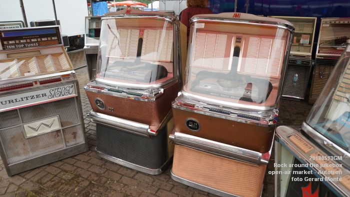 DSC07149- Rock around the jukebox - open-air market - Autotron - 13meil2018 -  foto GerardMontE web