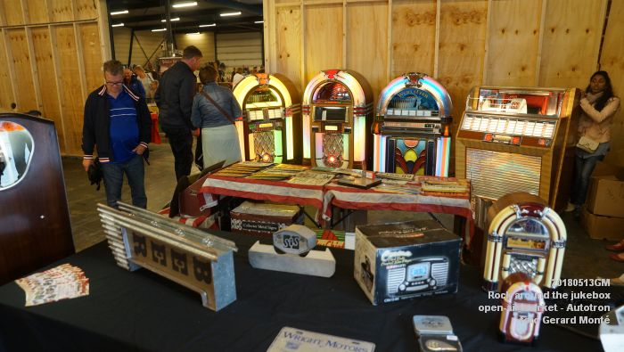 DSC07159- Rock around the jukebox - open-air market - Autotron - 13meil2018 -  foto GerardMontE web
