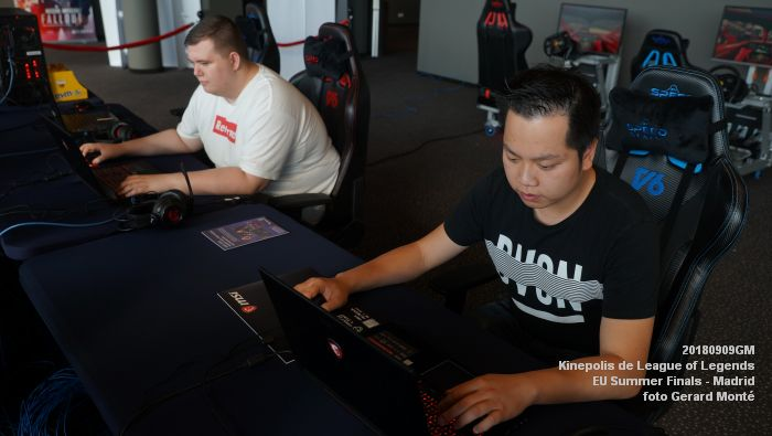 DSC05275- Kinepolis de League of Legends EU Summer Finals - 9sept2018 -  foto GerardMontE web