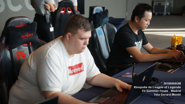 DSC05279- Kinepolis de League of Legends EU Summer Finals - 9sept2018 -  foto GerardMontE web