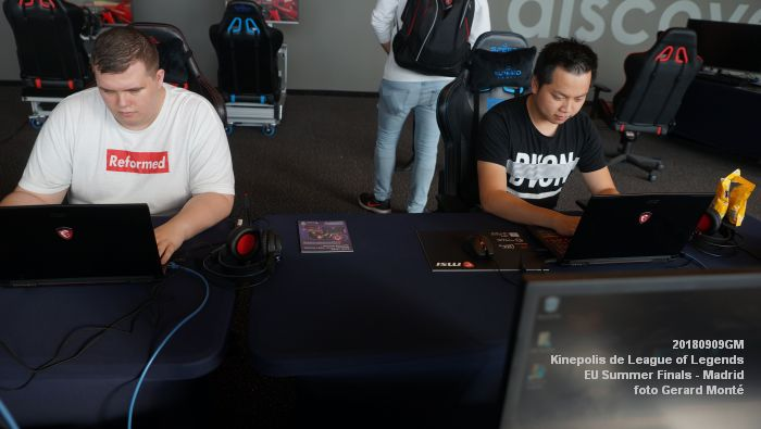 DSC05281- Kinepolis de League of Legends EU Summer Finals - 9sept2018 -  foto GerardMontE web