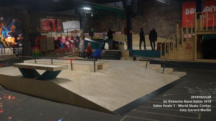 GDSC00633-  Bossche Band Battle 2018 - Halve finale 1 in het World Skate Center - 27okt2018 -  foto GerardMontE web