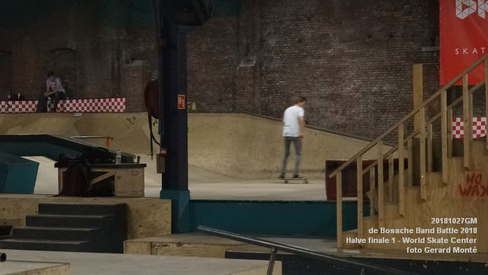 GDSC00661-  Bossche Band Battle 2018 - Halve finale 1 in het World Skate Center - 27okt2018 -  foto GerardMontE web