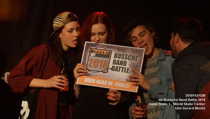 GDSC00705-  Bossche Band Battle 2018 - Halve finale 1 in het World Skate Center - 27okt2018 -  foto GerardMontE web